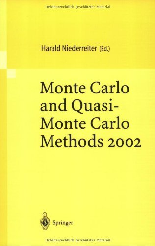 Monte Carlo And Quasi-Monte Carlo Methods 2002: Proceedings Of A Conference Held At The National University Of Singapore, Republic Of Singapore, November 25-28, 2002