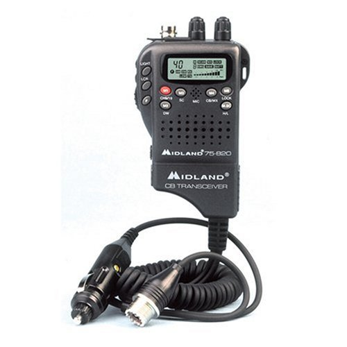Midland 75-822 40 Channel 2 Way Radio