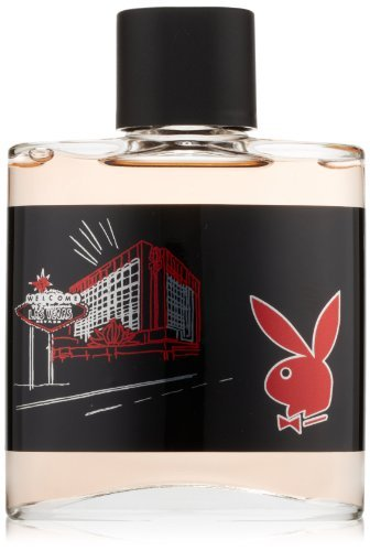 Playboy Aftershave, Vegas, 3.4 Ounce by Playboy