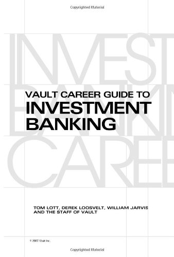 Vault Career Guide to Investment Management