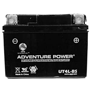 YUASA Battery Maintenance Free Battery YTX4L-BS
