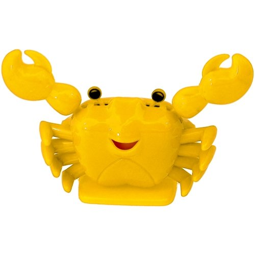 Solar Power Motion Toy - Crab