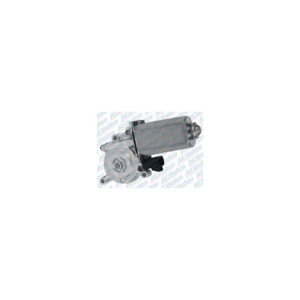 ACDelco 22154666 Chevrolet/GMC Front Driver Side Window Regulator Motor
