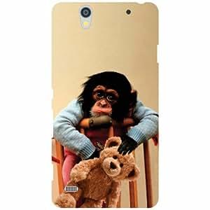 Sony Xperia C4 Back cover - Ape Designer Cases