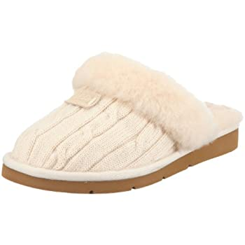 Snap Ugg Australia Women S Cozy Knit Hearts Slippers Toolfanatic