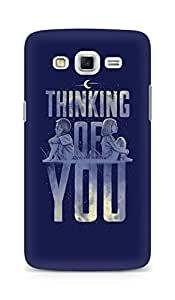 Amez designer printed 3d premium high quality back case cover for Samsung Galaxy Grand Max (Thinking Of You Valentines)