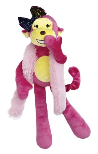 "Aurora World 12.5"" Party Girl Mood Monkey"