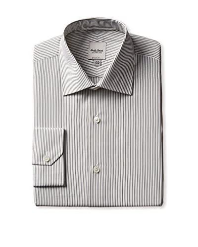 Hardy Amies Men's Striped Dress Shirt