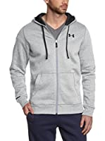 Under Armour Sudadera con Cierre Cc Storm Rival Full Zip (Gris)