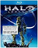 41QrWkm5Z9L. SL160  HALO LEGENDS BLU RAY STEELBOOK EXCLUSIVE WITH BONUS ENCYCLOPEDIA