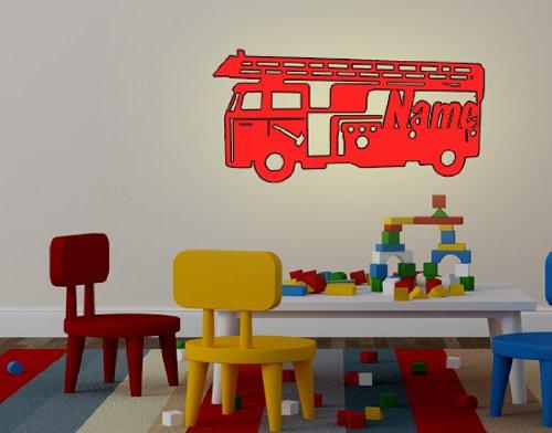 feuerwehrmann sam lampe kinderlampe feuerwehr geschenk. Black Bedroom Furniture Sets. Home Design Ideas