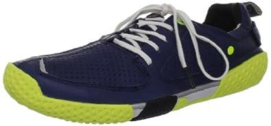 SKORA Men's Form Running Shoe,Royal/White/Yellow,9.5 M US