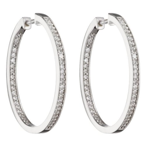 Esprit Damencreolen 925 Sterling