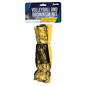 Buy Franklin Sports Volleyball and Badminton Replacement Net by Franklin