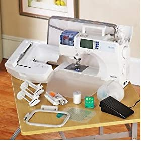 Brother HE-120 Sewing & Embroidery Machine