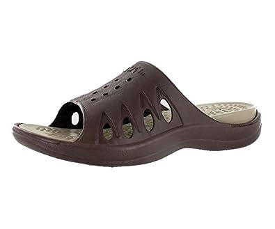 Dawgs Slide Dawgs Womens Shoes Brown/beige Size 6