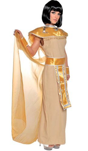 Nile Egyptian Goddess Costume