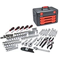 143 Piece GearWrench GearWrench KD80938 Mechanics Tool Set 1/4 -3/8