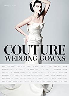 Book Cover: Couture Wedding Gowns