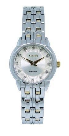 エルジン Elgin Diamond EG7041 Women's Round Analog Champagne Adjustable Bracelet Watch 女性 レディース 腕時計 【並行輸入品】