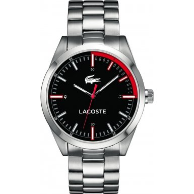 Lacoste Watches Gent's Montreal Watch With Black Dial