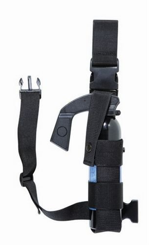 Big Save! TUFF Products MK9 Ambidextrous Thigh Holster, Black Webbing, 2 Quick Disconnect 8901-NYA-M...