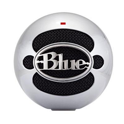 Blue Microphones - Snowball Usb Mic - Aluminum
