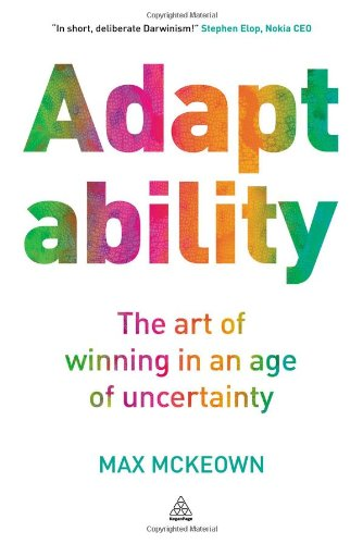 Adaptability: The Art Of Winning In An Age Of Uncertainty front-267650
