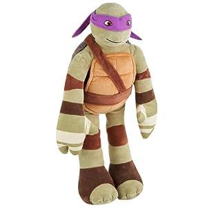 Nickelodeon Teenage Mutant Ninja Turtles Pillowtime Pal Pillow, Donatello