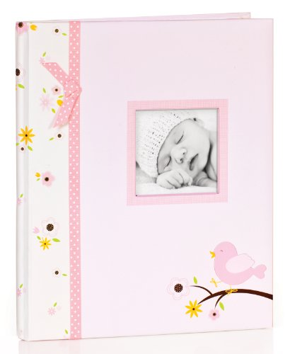 Baby Girl Record Book front-7891