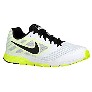 Nike Zoom Fly Running Shoes Mn's Sneaker Size US 14 White / Black /Volt