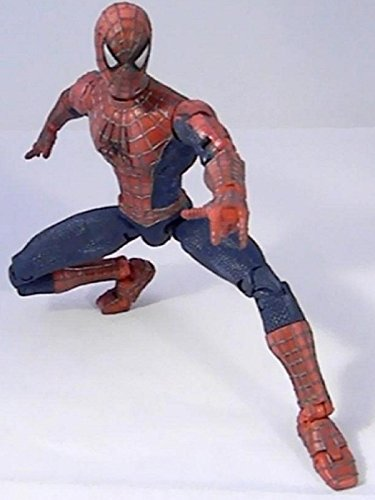 Marvel Legends SPIDER-MAN Review (movie version 1 sam raimi) 6