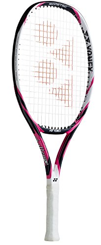 ヨネックス(YONEX) テニス ジュニア ラケット SF Radia 25(張上げ) ホワイト×ピンク SFR25G