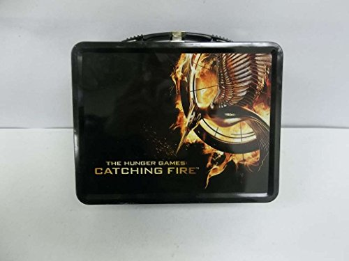 "NECA The Hunger Games: Catching Fire ""Mockingjay"" Lunchbox"
