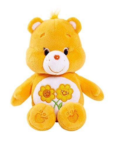 vivid-imaginations-care-bears-friend-bear-bean-bag-plush-toy-multi-colour