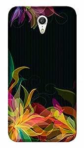 WOW Printed Designer Mobile Case Back Cover For Lenovo Zuk Z1
