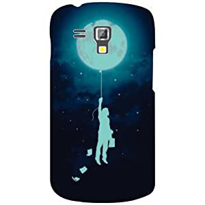 Back Cover For Samsung Galaxy S Duos 7562 -(Printland)