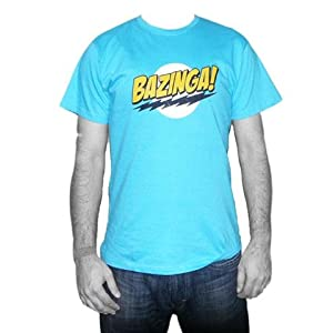 BAZINGA | Size medium | colour Blue