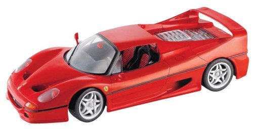 Maisto 1:18 AL Ferrari F50: Assembly Line Model Kit