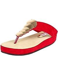 Do Bhai Women's Synthetic Slip-on - B013JZ12IG