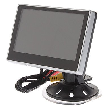 Commoon 4.0 Inch Tft Lcd Color Rearview Monitor For Car