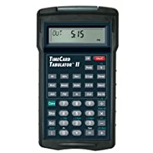 Calculated Industries 9530 TimeCard Tabulator II