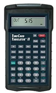 Calculated Industries 9530 TimeCard Tabulator II
