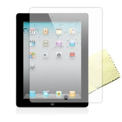 Purchase Apple iPad 2 - 3 Premium Clear LCD Screen Protector Cover Guard Shield Films [AccessoryOne ...