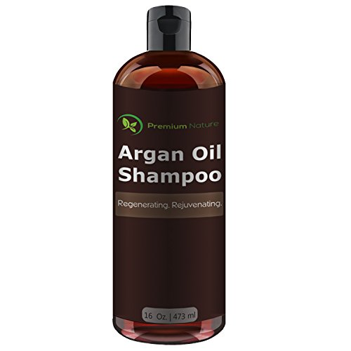 Premium Nature Argan Oil Shampoo Ingredients