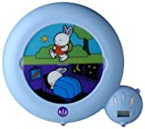 Kidsleep Classic Nightlight/Alarm Clock in Blue