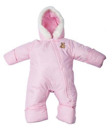 Arctix Infant Classic Bunting Snow Suit, 6/9 Months, Pink Color: Pink Size: 6/9 Months Reviews