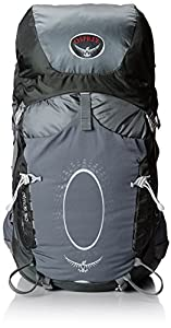 Osprey Packs Atmos 50 Backpack (Graphite Grey, Small)