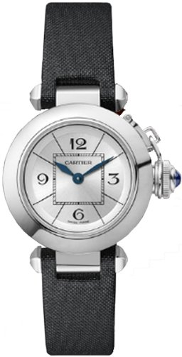 NEW CARTIER PASHA LADIES WATCH W3140025