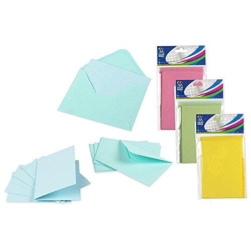 Color Baby - Blíster con 12 tarjetas con sobre (73287)